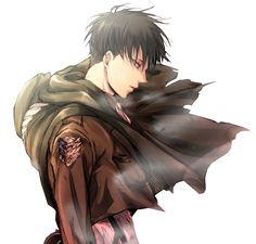Levi Rivaille Ackerman   Attack on Titan   Shingeki no Kyojin   ♤ Anime ♤