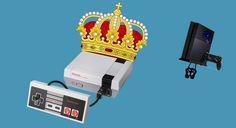 Nintendos mini-konsol petar Playstation från Prisjakttoppen - Prisjakt Konsument Classic Mini, Playstation, Nintendo
