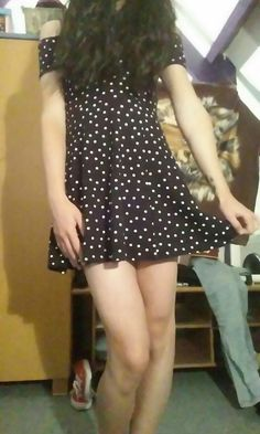 That reminded me. I don't think I showed this dress yet. I got it last month when I went shopping with the girls. *edit* wait I did. Forgetful baka.