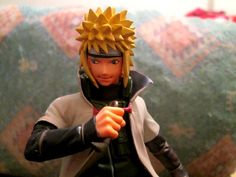 MINATO dans Naruto by @LauryRow