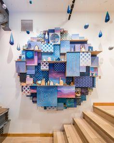 Yoskay Yamamoto Installation @ interTrend