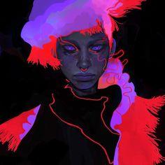 Art by Jelena Kevic Djurdjevic Illustrations, Illustration Art, Art Sketches, Art Drawings, Character Art, Character Design, Comic Manga, Human Art, Pretty Art