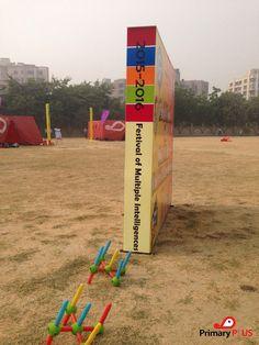Festival of Multiple Intelligence held at DAV Public School, Dwarka by Primary Plus Media #school #kids #events #activities