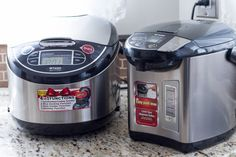 Healthier General Tso's Chicken with Tiger Rice Cooker - Tiger JAX-T18U Rice Cooker