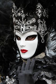 Venice Carnival 2011 - 27 February 2011 by ChinellatoPhoto, via Flickr