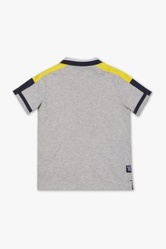Polo shirt now at the C&A online shop – Fast delivery✓ Top quality✓ Great prices✓ Polo Shirt Design, Polo Design, Design Web, Kids Fashion Boy, Mens Fashion, Kurta Designs, Dress With Boots, Boys T Shirts, Kids Outfits
