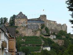 St. Goar, Germany! Love going down the Rhein river!
