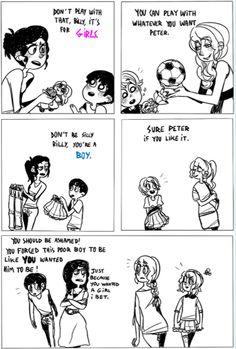 -No, YOU should be ashamed! >:(