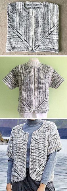Wonderful Photos knitting for kids cardigans Concepts Jutka Cardigan – Free Pattern- – Knitting Blogs, Knitting For Kids, Knitting Stitches, Knitting Designs, Knitting Patterns Free, Knit Patterns, Free Knitting, Knitting Projects, Baby Knitting