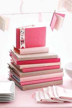 Cute idea to cover books and print Little Red Riding hood covers