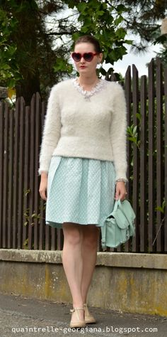Dear sisters I pledge to thee. Scream Queens Fashion, Dear Sister, Fluffy Sweater, Pastel Colours, Fashion Group, Outfit Posts, Czech Republic, Fashion History, Fashion Bloggers