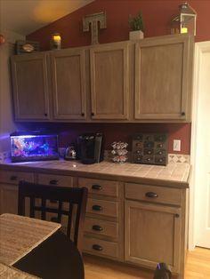 Rustoleum Cabinet transformationslinen unglazed  For