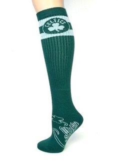 2139065f84d7 Boston Celtics Unisex Retro Tube Socks in Green