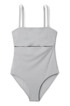 Secret Swimsuit in Grey Light | Weekday