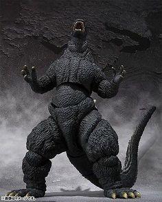 "S.H. MonsterArts 1995 Birth ""Godzilla vs Destroyah"" action figure Bandai"