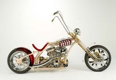 """So where do you start when faced with a motorcycle like Sickasso Cycle Creations' """"X-Ray/Bones Bike?"""" First impression is that it should be being ridd..."""