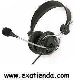 Ya disponible Auricular + mic omega negro fis066    (por sólo 13.66 € IVA incluído):   - Tipo Producto: Casco Internet Chat comodo con microfono flexible - Impedancia: 32ohm±10% - Respuesta de Frecuencia: 20-20kHz - Sensibilidad: 113dB±3dB - Longitud Cable: 1.8m - Potencia Entrada: 20mW  - Nota: - Auriculares estereo - Microfono flexible - EAN: 5907595413114 Garantía de 24 meses.  http://www.exabyteinformatica.com/tienda/2910-auricular-mic-omega-negro-fis066 #auricular