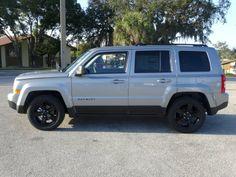 2014 Jeep Patriot Sport - Billet Silver