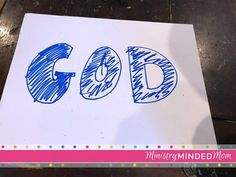 Bible Object Lesson on Sin for Children Preschool Bible Activities, Bible Crafts For Kids, Bible Study For Kids, Bible Lessons For Kids, Preschool Crafts, Kids Bible, Teen Sunday School Lessons, Sunday School Activities, Bible Object Lessons
