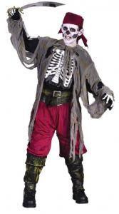 Zombie Pirate Costume - Boys Costumes