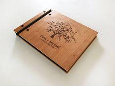 Wedding Guest book Love Tree Customized Book Tree Wedding