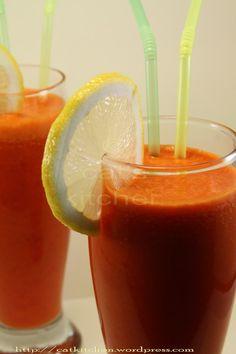 Detoxifiere cu ghimbir Health, Kitchen, Cooking, Health Care, Kitchens, Cuisine, Cucina, Salud