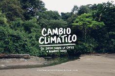 10 Datos para luchar, por fin, contra el cambio climático