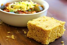 A Healthier Organic Corn Bread Recipe Made With Masa Harina http://wholelifestylenutrition.com/recipes/a-healthier-organic-corn-bread-recipe-made-with-masa-harina/