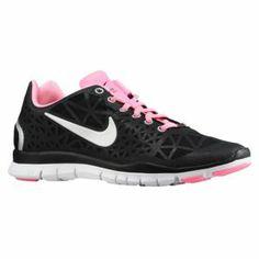brand new 61078 a7f18 Nike Free TR Fit 3 - Womens - BlackPolarized PinkPure Platinum