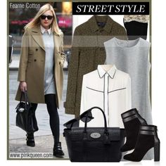 Designer Clothes, Shoes & Bags for Women Army Coat, Fearne Cotton, Uniqlo, Get The Look, River Island, Street Style, Style Inspiration, Lady, Polyvore
