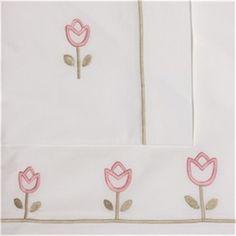 Tulipanes  beige/ rosa