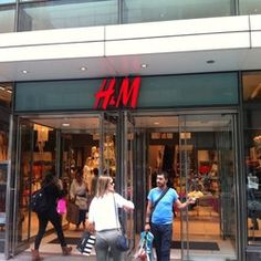 H - best one in NYC 731 Lexington Ave (between 59th St & 58th St)
