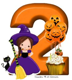 Halloween Letters, Letters And Numbers, Trick Or Treat, Tweety, Minnie Mouse, Alphabet, Disney Characters, Fictional Characters, Initials