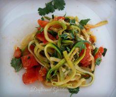zucchini veggetti recipe