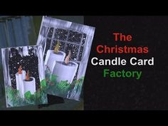 The Christmas Candle Card Factory is a little film about getting ready for the seasonal card exchange. Making a batch turned out to be quite fun and everyone. Card Factory, Encaustic Painting, Christmas Candle, Xmas Cards, Art Techniques, Candles, Youtube, Fun, Videos