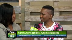 "Let's Talk America With Host Shana Thornton & SCBTV 182 News keep you informed. Check out the latest edition of ""IN THE NEWS"" featuring an interview with the founder of Heart To Help, an organization committed to bringing awareness to autism."
