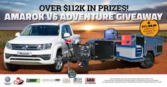 Help me win this awesome competition worth over $112k from Pat Callinan's 4X4 Adventures!