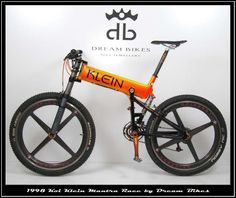 Klein Bike second