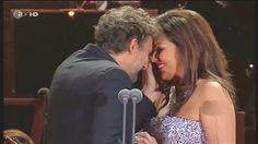 "Anna Netrebko & Jonas Kaufmann ~ ""O soave fanciulla""/La Bohème #music #opera"