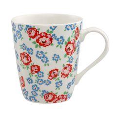 Mugs |  Porchester Ditsy Stanley Mug  | CathKidston