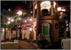 Casa Bonita: The less-noisy tables on the upper levels in the village part of the restaurant away from the waterfall are great for people watching Denver Colorado, Us Travel, Waterfall, Sweet Home, Tables, Childhood, Restaurant, Holiday Decor, People