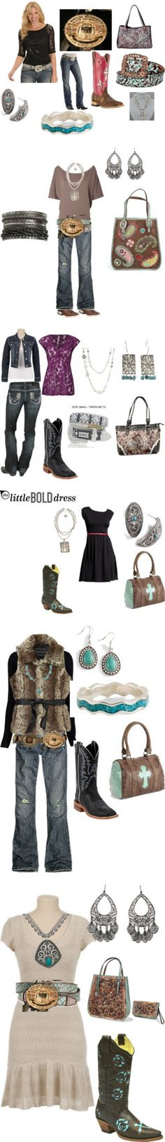 """""""National Finals Rodeo 2012"""" by rodeorosecowgirlboutique on Polyvore"""