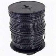 12//2 Trailer Wire 12 Gauge 2 Conductor Copper White and Blue Wire 2Wire 100 foot