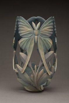 Los coleccionistas de arte de madera - Portafolio del artista