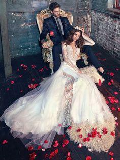 Galia Lahav Wedding Dress Collection | Bridal Musings Wedding Blog