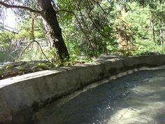 Roaring Creek Log Flume Mounted POV - Silverwood Theme Park