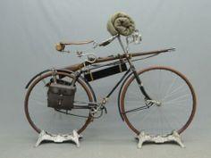 Vintage Touring bicycle