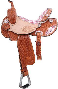 Love this saddle!