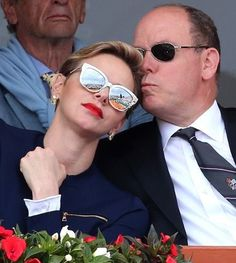 Royal Family Around the World: Prince Albert II of Monaco and Princess Charlene Attend the Monte-Carlo ATP Masters Series Tournament final tennis match between Spain and France, on April 2016 in Monaco. Fürstin Charlene, Princesa Charlene, Monaco Charlene, Prince Hans, Prince William, Monte Carlo, Grace Kelly Wedding, Prince Albert Of Monaco, Rafa Nadal