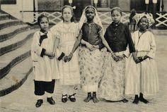 Surinaamse jeugd 1915